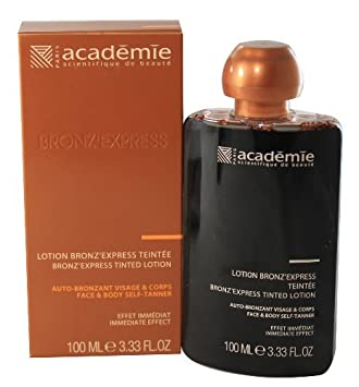 Tinted Lotion Academie And Bronz Express Face Body Self Tanning 7bf6gyYv