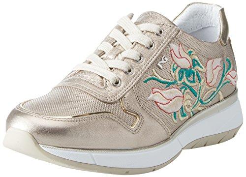 Nero Giardini Oxigen, Sneaker Donna Beige