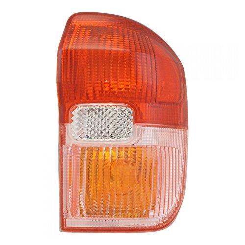 Taillight Taillamp Rear Brake Light Lamp RH Right Side for 01-03 Toyota Rav4 01 Rh Tail Lamp