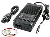 iTEKIRO 230W AC Adapter for MSI GT72 Dominator-019; MSI GT72 Dominator Pro Dragon-695, Pro G-034, Pro G-1423, Pro G-1438, Pro G-1666; MSI GT72S Dominator G-037, Pro G-220, Pro G Dragon-004
