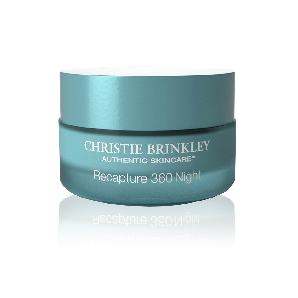 Christie Brinkley | Recapture 360 Night- Reparative Anti-Aging Night Treatment | 1.0 Ounces