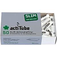 actiTube Tune Slim - Filtros de carbón activado