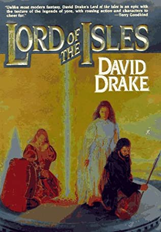 book cover of Lord of the Isles