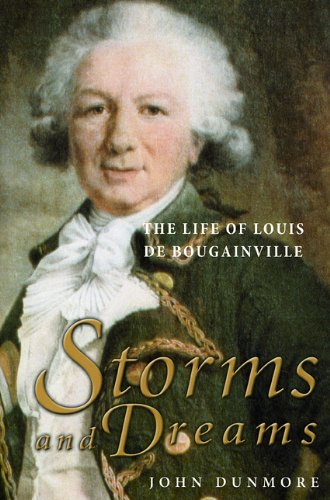 Storms and Dreams: The Life of Louis de Bougainville (Lives of Great Explorers) ebook