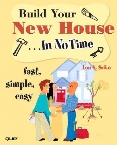 Download Build Your New House In No Time pdf