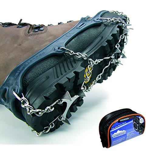 Snowline stud Spikes Chainsen Pro XL black