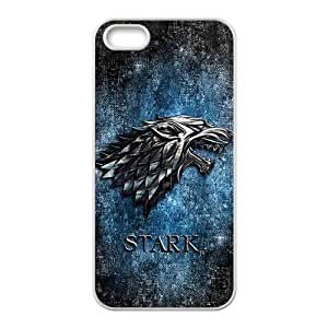 Happy Game Of Thrones Winter Is Coming Cell Phone Case for Iphone 5s