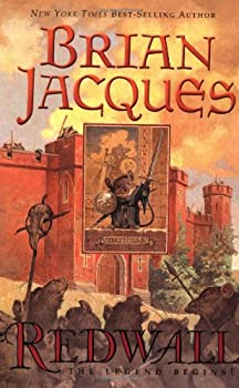 Redwall 0380708272 Book Cover