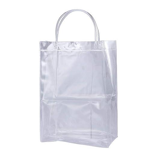 Bolsa de plástico transparente de PVC para hielo o vino ...