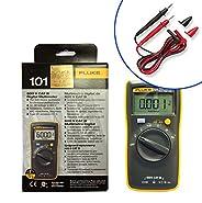 Fluke 101 Basic Digital Multimeter + TL75 Test Lead Pocekt Portable Meter Equipment Industrial