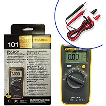 fluke tl75 test leads pdf
