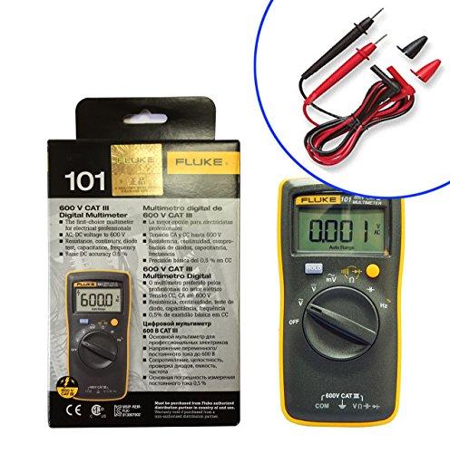 Fluke Multimeter Portable Equipment Industrial