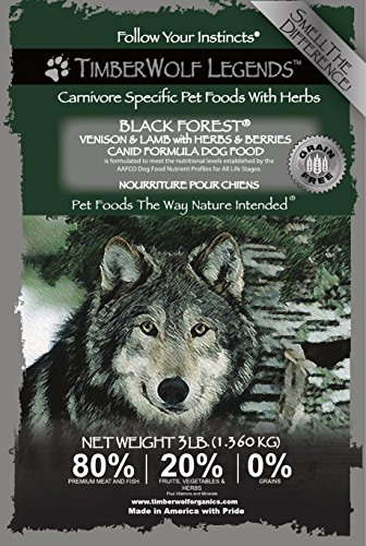 Black Forest Legends - 3lbs by TimberWolf