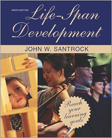Amazon life span development 9780072820492 john w santrock life span development 9th edition fandeluxe Image collections