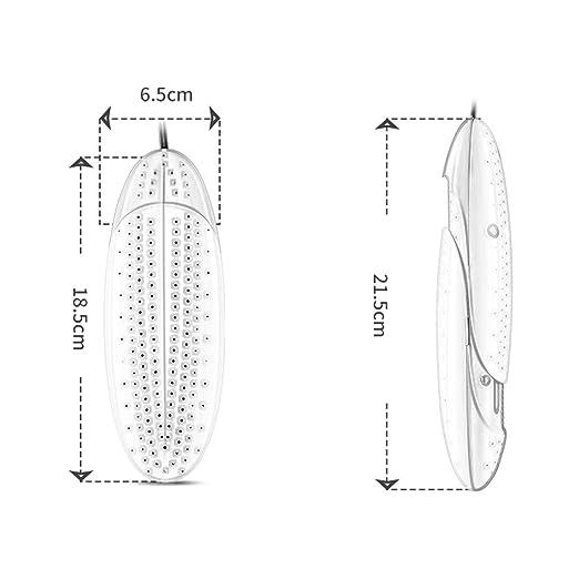 Secador de zapatos de secado retráctil Zapatos a la parrilla Esterilización de pies de sudor Desodorante Zapatos secos (Tamaño : Metro): Amazon.es: Coche y ...
