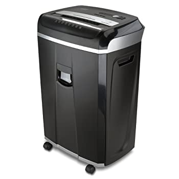 Aurora JamFree 20-Sheet Crosscut-Cut Paper shredder