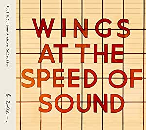 Wings at the Speed of Sound (Gatefold) [2LP Vinyl]