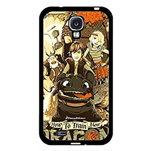 Popular Cartoon How To Train Your Dragon Phone Shell Case Personality Snap on Samsung Galaxy S4 I9500