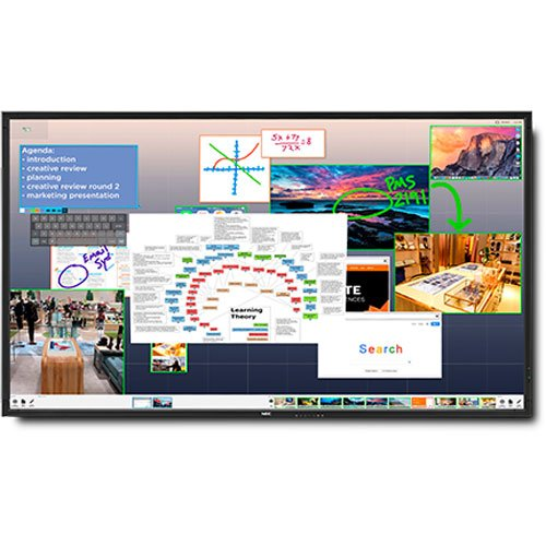 "NEC Display ThinkHub V554-THS 55"" LCD Touchscreen Monitor -"