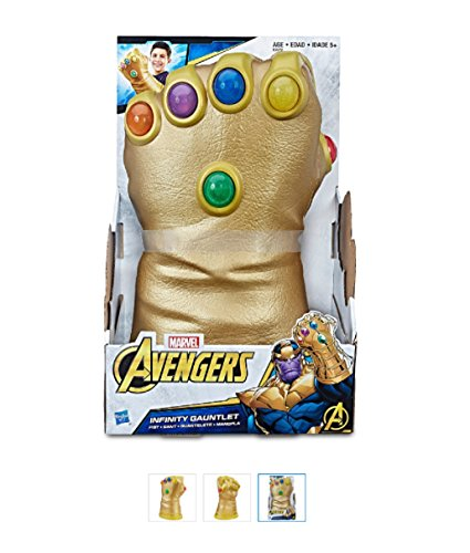 Infinity Disney   Marvels Avengers Gauntlet Fist For Kids