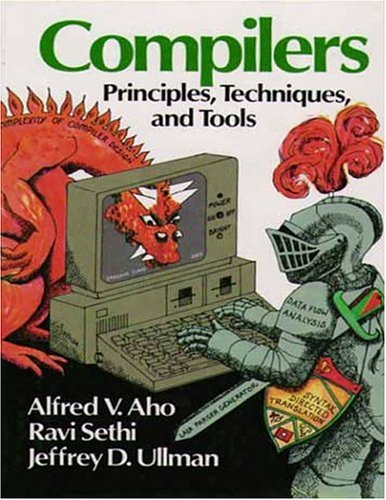 The Red Dragon Book, first edition: Compilers. Principles, Techniques and Tools.