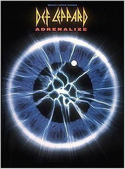 Book Def Leppard Adrenalize