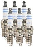 Bosch (6724) FR7DPP30X Original Equipment Fine Wire Platinum Spark Plug (6 Pack)
