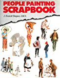 People Painting Scrapbook, J. Everett Draper, 0891342524