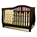 Cheap Athena AFG Desiree 4-in-1 Convertible Crib Espresso