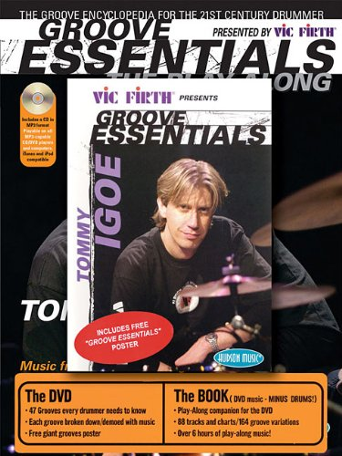 Tommy Igoe: Groove Essentials (Book, CD & DVD)