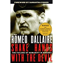 Amazon east africa books shake hands with the devil the failure of humanity in rwanda fandeluxe Image collections
