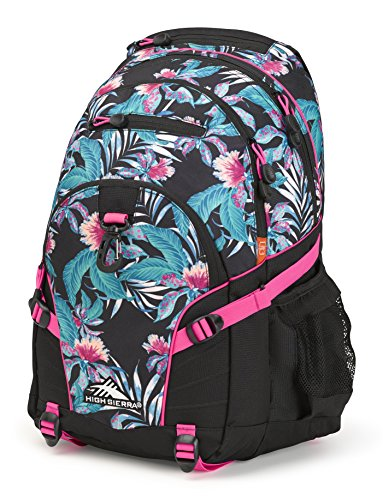 High Sierra Loop Backpack, Great High School, College Backpack, School Bag, Tablet Sleeve, Perfect Travel, Men Women's Backpack