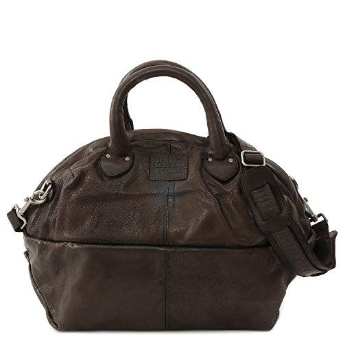 Tyoulip Sisters Tasche - Large Three - Tobacco