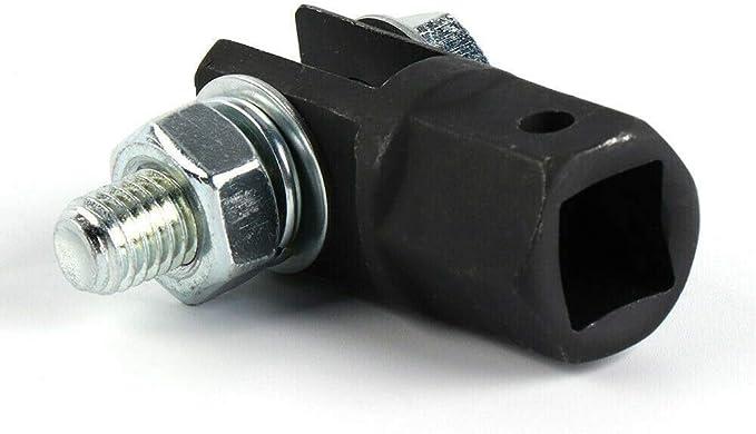 Ija001 Maintainence 1 3 Cm Praktischer Antrieb Autoreparatur Scherenwagenheber Adapter Küche Haushalt