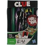 Hasbro Fun On the Run CLUE Travel Game