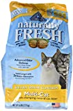 Best Blue Buffalo Litters - BLUE Naturally Fresh Ultra Odor Control Multi-Cat Quick-Clumping Review