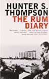 Front cover for the book The Rum Diary by Hunter S. Thompson
