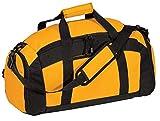 Port & Company luggage-and-bags Improved Gym Bag OSFA Gold