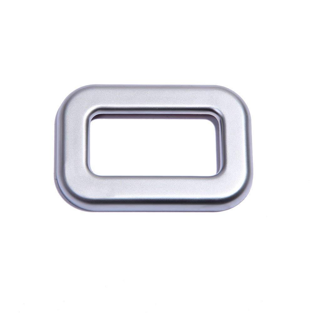 ABS Kunststoff elektrische Heckklappe Schalter Taste Rahmen Trim Abdeckung f/ür Entdeckung 5 LR5 Evoque Vogue Sport Velar L405 EINWEG