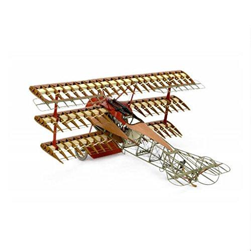 Artesania Latina 20350 1/16 Fokker DR1 Model Building Kit