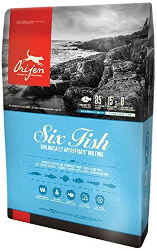Champion Pet foods Orijen Dog 6 Fish, 13 Pound