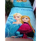 Disney's Frozen: Coral Fleece Blanket- Twin/Double - Very Soft