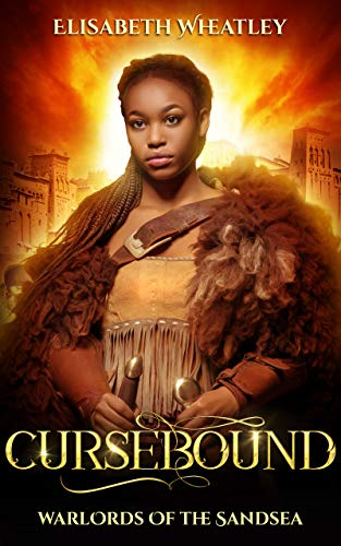 Cursebound (Warlords of the Sandsea Book 8) by [Wheatley, Elisabeth]