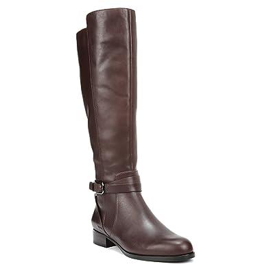 3e39bc75fcd Via Spiga Prish Leather Boots Brown (5 B(M) US)