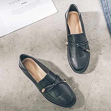 99b20c81a6af3 Amazon.com: GAOLIM Flat Bottom Single Shoes Women Shoes Lazy People ...