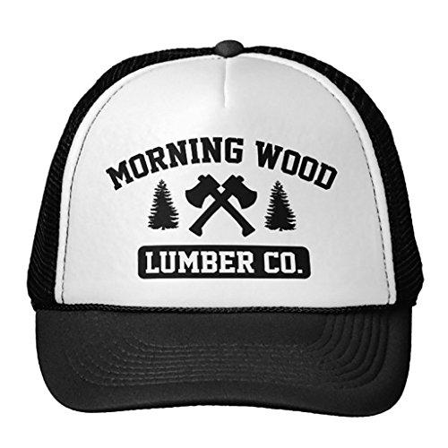 Mesh Woods (Morning Truckers Hats Wood Truckers Hat Morningwood)
