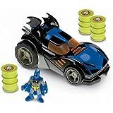 Fisher-Price Imaginext DC Super Friends The Batmobile