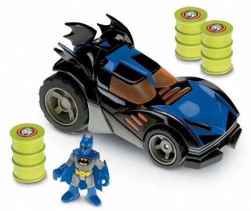 Fisher-Price Imaginext DC Super Friends The (Imaginext Batmobile)