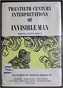 twentieth century interpretations of invisible man a collection of critical essays Century interpretations of invisible man twentieth century interpretations of grays elegy a collection of critical essays twentieth century discovery.