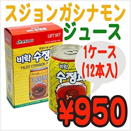 BOX(12本入) ★ ビラク スジョンガ(シナモンジュース) ★韓国飲み物 韓国飲料 韓国ジュース
